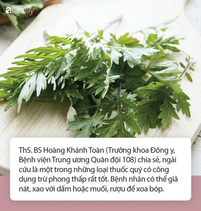Cứ đau đầu khi giao mùa, nhiều người lại nhanh trí ăn ngay món rau này và tác dụng của loại rau đó còn ưu việt hơn thế! - Ảnh 1.
