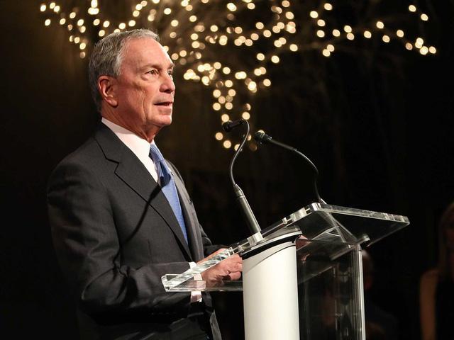 Ứng viên tổng thống Mỹ Michael Bloomberg giàu cỡ nào? - Ảnh 14.