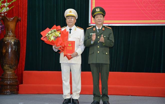 Công bố quyết định bổ nhiệm lãnh đạo Công an 4 tỉnh - Ảnh 4.