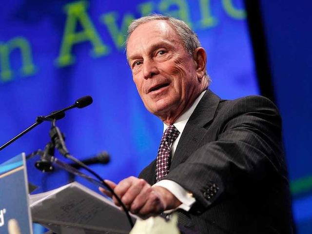 Ứng viên tổng thống Mỹ Michael Bloomberg giàu cỡ nào? - Ảnh 6.