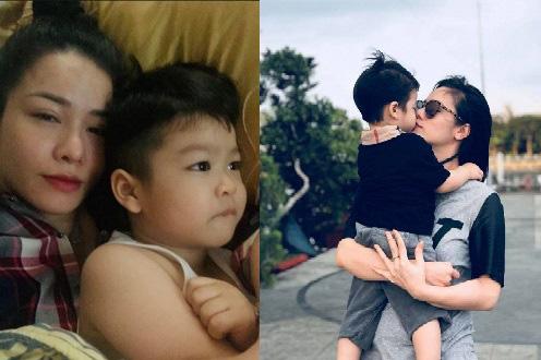 Nhật Kim Anh công khai van xin chồng cũ cho được gặp con khiến fan đau lòng - ảnh 2