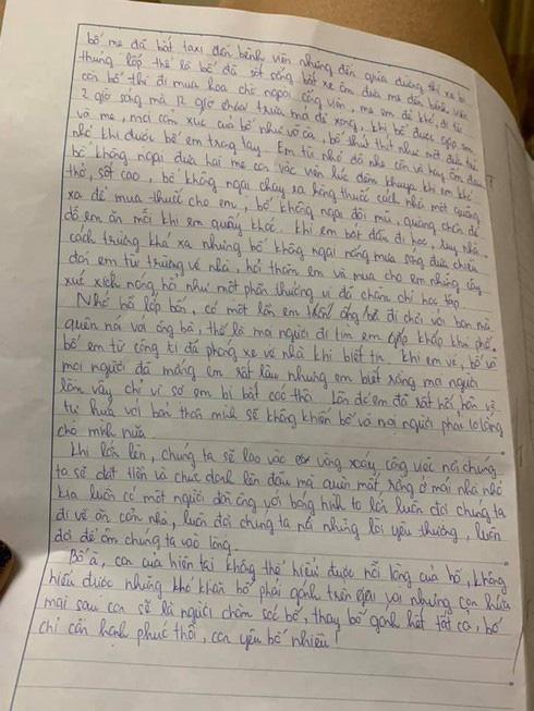 Bài văn tả bố của học sinh lớp 7 khiến dân mạng nghẹn ngào, cô giáo cũng rưng rưng chấm 9,5 điểm kèm lời gợi ý bất ngờ - ảnh 2