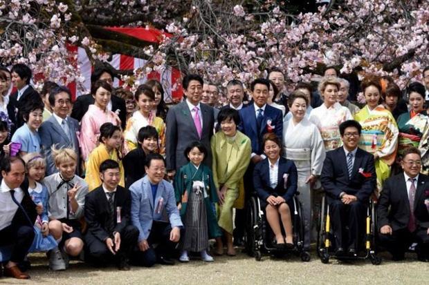 Nhật Bản bất ngờ hủy bỏ lễ hội hoa anh đào năm 2020 - Ảnh 1.