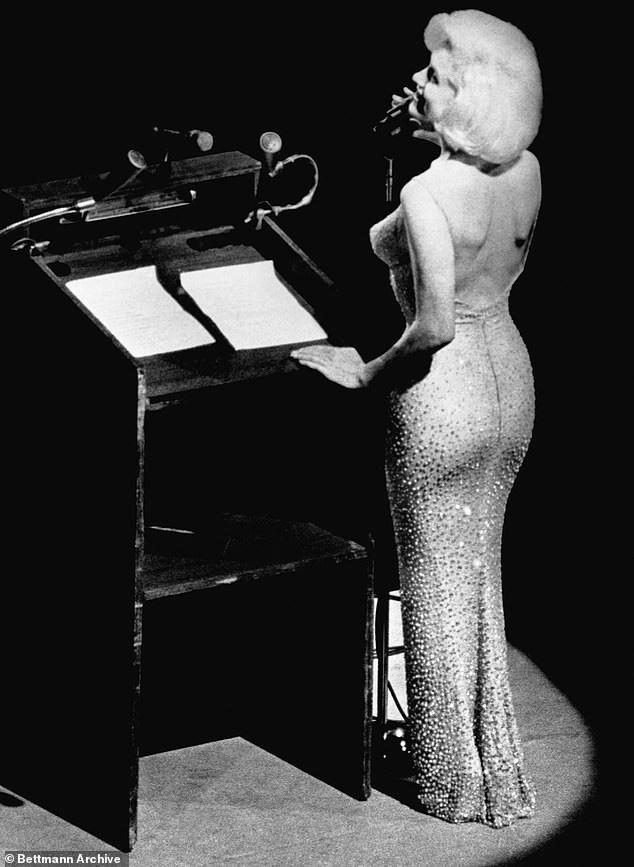 Tiết lộ bất ngờ về Marilyn Monroe tại sinh nhật Tổng thống Mỹ Kennedy - ảnh 3