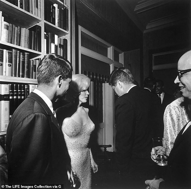 Tiết lộ bất ngờ về Marilyn Monroe tại sinh nhật Tổng thống Mỹ Kennedy - ảnh 4