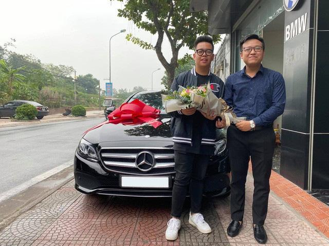 Thiếu gia sinh năm 2001 tậu Mercedes-Benz giá hơn 2 tỷ đồng khi vừa tròn 18 tuổi - Ảnh 4.