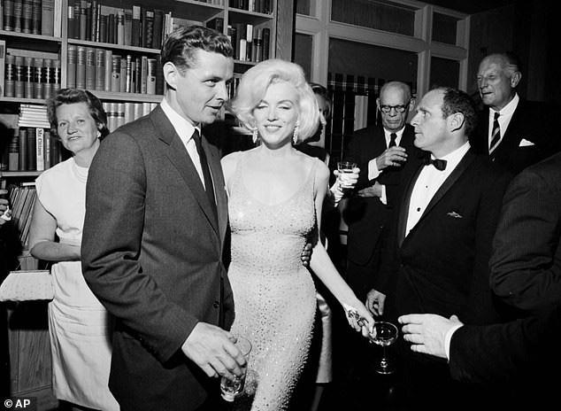 Tiết lộ bất ngờ về Marilyn Monroe tại sinh nhật Tổng thống Mỹ Kennedy - ảnh 5