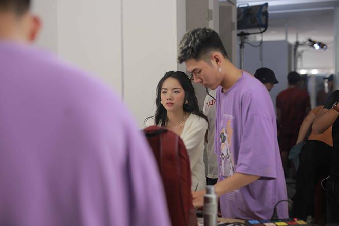 Phương Ly bắt tay với Hoàng Touliver, Rhymastic trong dự án mới - Ảnh 7.