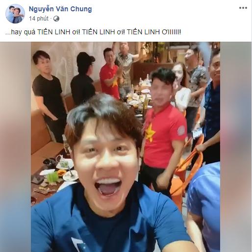 Dàn sao Việt phấn khích trước chiến thắng của đội tuyển Việt Nam ở vòng loại World Cup 2022 - ảnh 3
