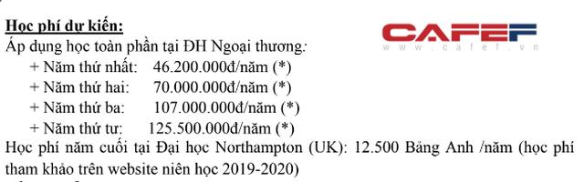Mức phí đào tạo 35.000 USD/năm gây sốc của VinUni và thực trạng mỗi năm Việt Nam chảy máu ngoại tệ 3-4 tỷ USD cho học sinh du học nước ngoài - Ảnh 6.