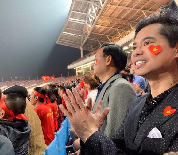 Dàn sao Việt phấn khích trước chiến thắng của đội tuyển Việt Nam ở vòng loại World Cup 2022 - ảnh 7