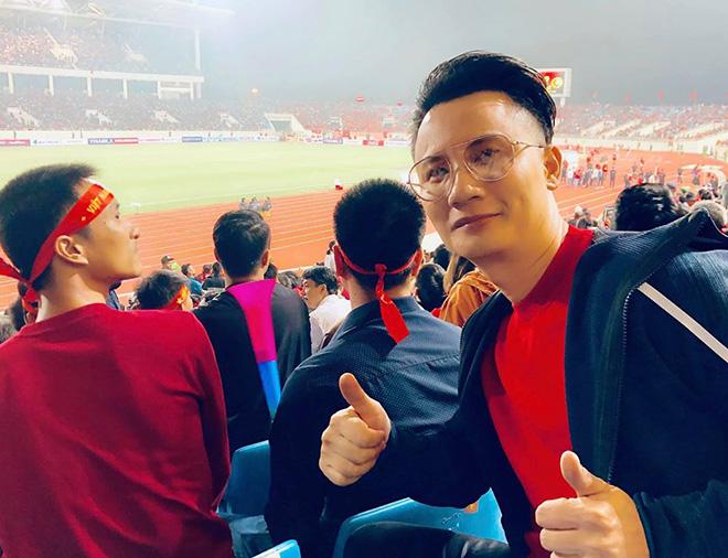 Hoài Linh chia sẻ hài hước, không giấu được niềm vui sau khi Việt Nam đại thắng UAE - ảnh 3