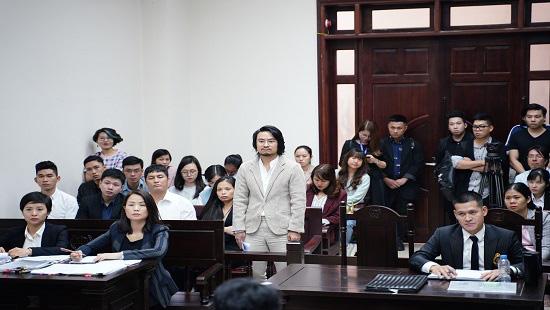 Vụ kiện giữa Việt Tú và công ty của chúa đảo Tuần Châu: Kéo dài gần 10 tiếng, lùi ngày tuyên án - Ảnh 2.
