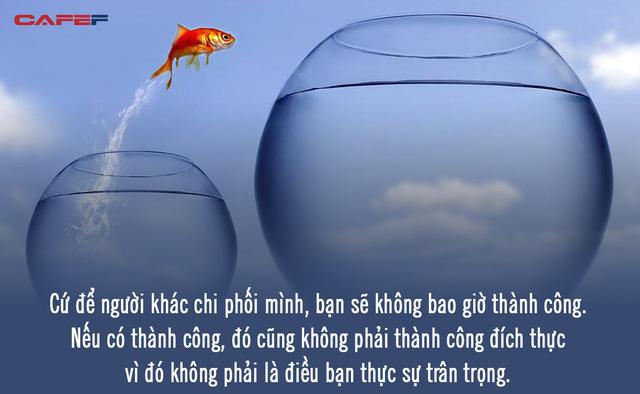 Có 5 thứ trên đời, không từ bỏ thì đừng mơ đến tương lai tốt đẹp hơn: Muốn có thứ không ai có, phải dám làm điều không ai làm! - Ảnh 1.