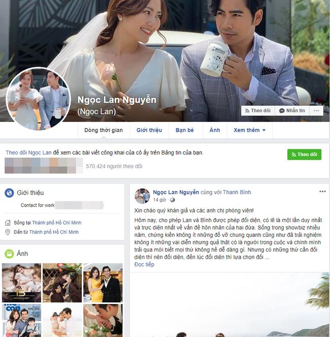 Hậu tuyên bố ly hôn, Ngọc Lan có động thái dứt tình với chồng cũ Thanh Bình - ảnh 2