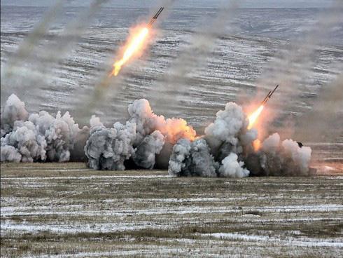 Nga chuẩn bị đưa pháo phản lực TOS-1 đến Syria? - ảnh 2