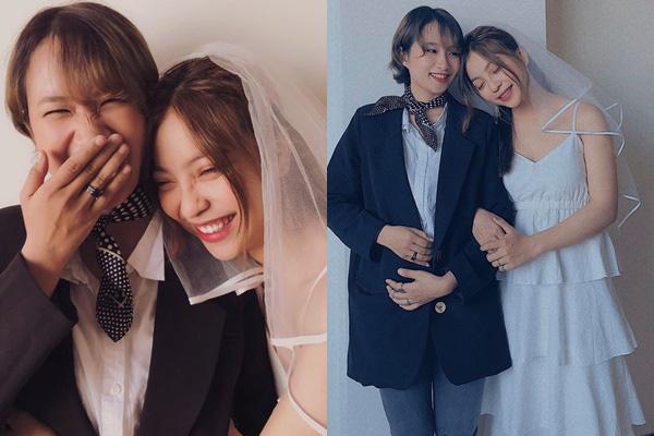 Hậu chia tay Quang Hải, Nhật Lê khoe ảnh áo cưới làm cô dâu, nhưng danh tính chú rể mới gây bất ngờ - ảnh 3