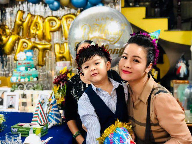 Nhật Kim Anh tố chồng cũ không cho gặp con, người trong cuộc lên tiếng: 'Xin em đừng diễn nữa' - ảnh 3