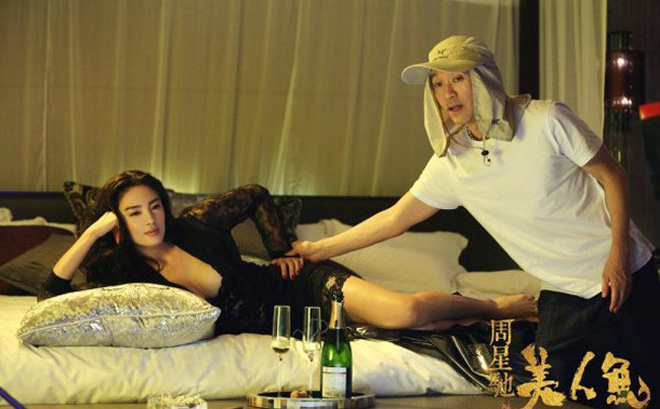 """Mỹ nhân """"phản bội"""" Châu Tinh Trì: 2 cuộc hôn nhân tai tiếng, gương mặt biến dạng vì thẩm mỹ - Ảnh 3."""