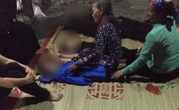 Vụ cha treo cổ chết cùng 2 con ở Tuyên Quang: Người vợ nhập viện sau khi về nhà chịu tang - Ảnh 2.