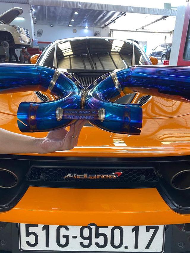 McLaren 720S của Cường Đô-la nâng cấp đồ chơi hàng thửa - Ảnh 2.