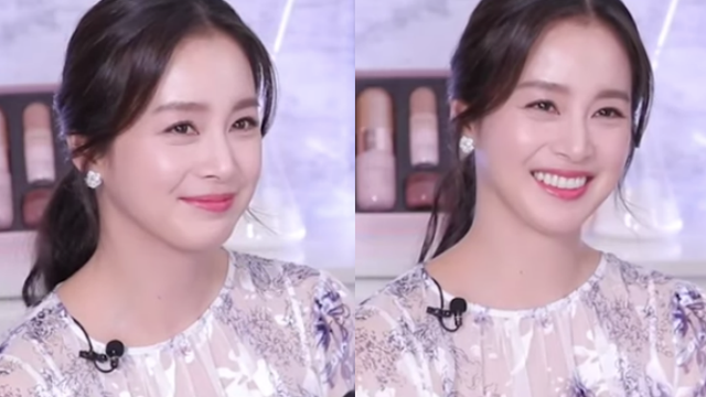 Trở lại sau thời gian ở ẩn, Kim Tae Hee vô tình tiết lộ tình trạng hôn nhân hiện tại với Bi Rain - ảnh 1