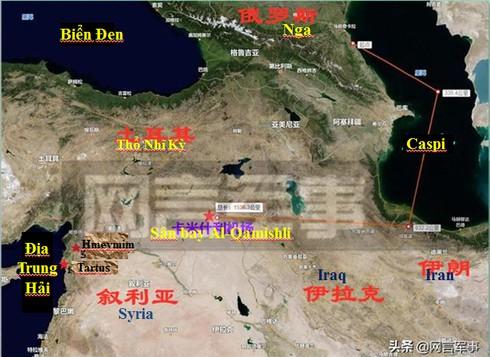 """Tại sao Nga """"khó cưỡng"""" trước vị trí đắc địa của sân bay Al-Qamishli ở Syria? - Ảnh 5."""