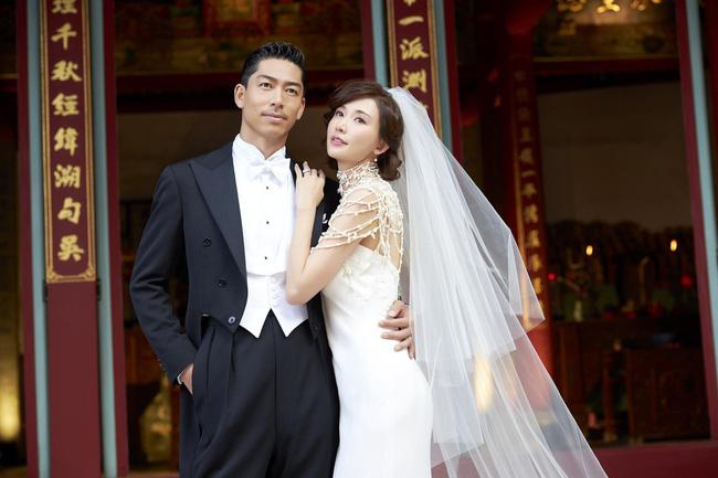 Lâm Chí Linh khóa môi ông xã kém tuổi trong ngày cưới, hạnh phúc khi chính thức bước vào cuộc sống hôn nhân - ảnh 4