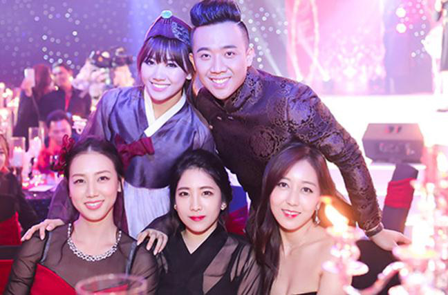 Hội bạn thân Hàn Quốc của Hari Won: Toàn các cô gái xinh đẹp gây xao xuyến - Ảnh 5.