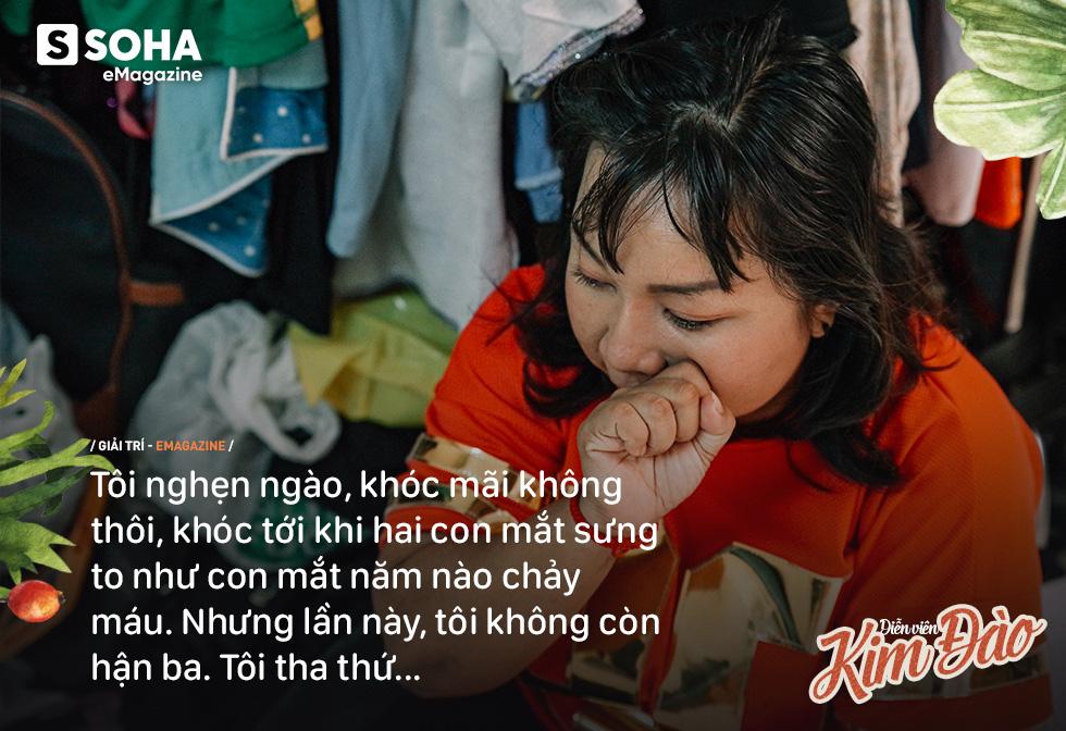Diễn viên Kim Đào: Mẹ bị hành hạ, phải sinh con ở chuồng heo vì bà nội bảo không hợp tuổi - Ảnh 13.