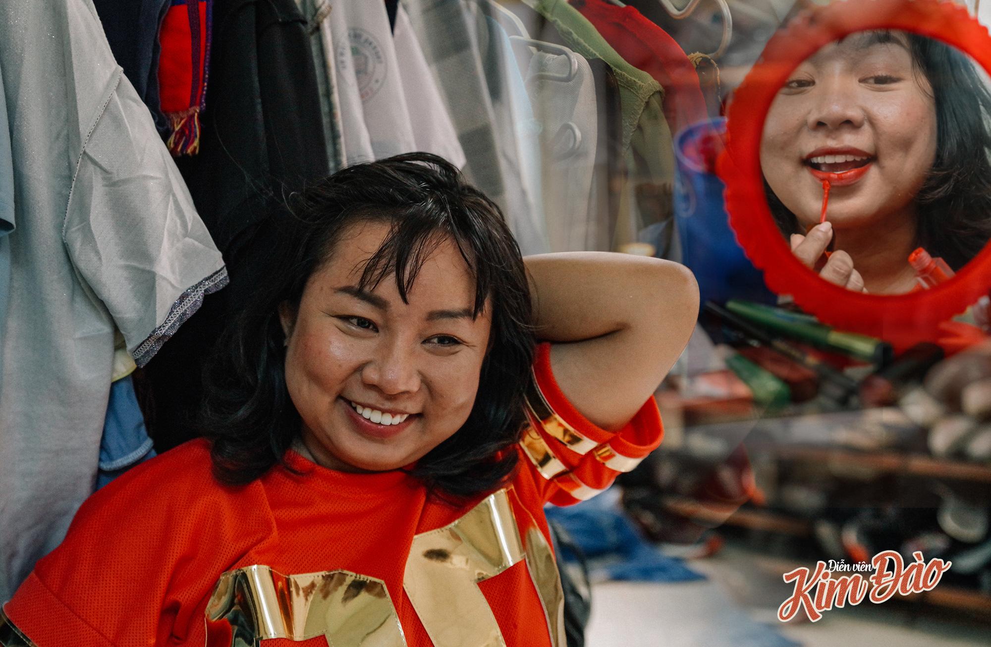 Diễn viên Kim Đào: Mẹ bị hành hạ, phải sinh con ở chuồng heo vì bà nội bảo không hợp tuổi - Ảnh 14.