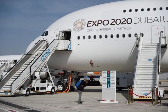 Khai mạc Triển lãm Hàng không Dubai 2019 - Ảnh 5.