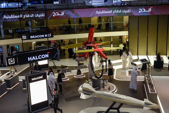 Khai mạc Triển lãm Hàng không Dubai 2019 - Ảnh 9.