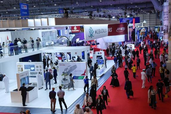 Khai mạc Triển lãm Hàng không Dubai 2019 - Ảnh 13.