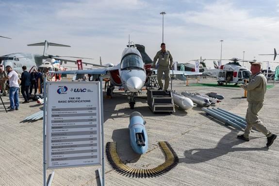 Khai mạc Triển lãm Hàng không Dubai 2019 - Ảnh 14.
