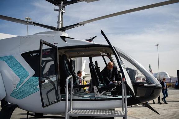 Khai mạc Triển lãm Hàng không Dubai 2019 - Ảnh 16.