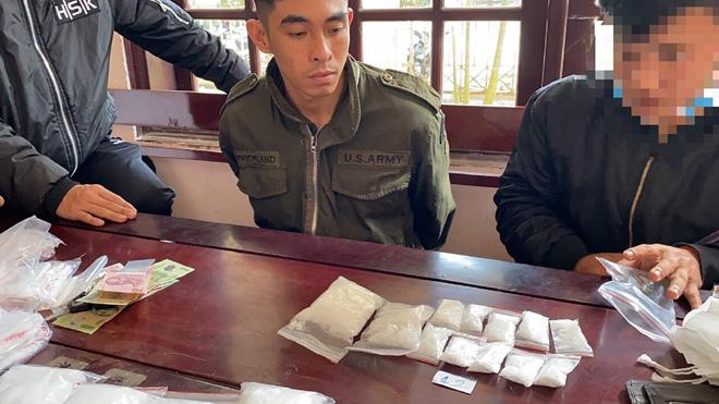 3 tháng truy lùng đường dây buôn bán ma túy lớn ở Lâm Đồng - Ảnh 1.