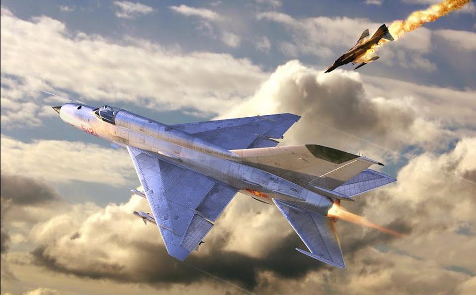 Phi công ACE KQVN hạ gục F-4 Mỹ: Kẻ đi săn bị chính MiG hạ đo ván - Gậy ông đập lưng ông