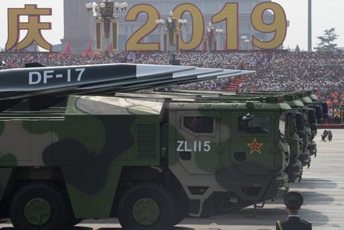 Trung Quốc biến DF-17 thành thanh bảo kiếm ngăn tàu sân bay Mỹ bảo vệ Đài Loan? - ảnh 2