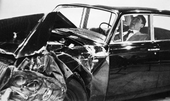Cố TBT Liên Xô Brezhnev: Mê lái xe sang, từng suýt gây họa cho TT Mỹ Nixon nhưng cả đời chưa từng bị phạt - ảnh 6