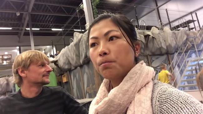 Cô gái H'Mông nói tiếng Anh như gió lần đầu xuất hiện cùng chồng cũ hậu ly hôn, cử chỉ cả hai đối với nhau khiến ai cũng ngỡ ngàng - Ảnh 6.