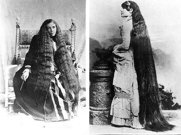 Bi kịch của 7 chị em tạo nên xu hướng tóc dài ở Mỹ và làm ra khối tài sản khủng nhờ mái tóc hôi thối từng bị mọi người xa lánh - Ảnh 8.