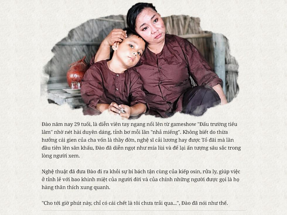 Diễn viên Kim Đào: Mẹ bị hành hạ, phải sinh con ở chuồng heo vì bà nội bảo không hợp tuổi - Ảnh 2.