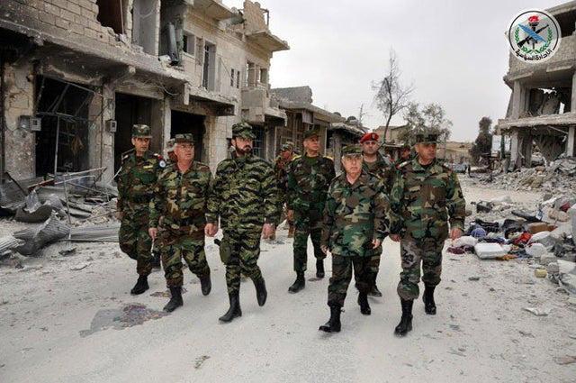 Đặc nhiệm Tiger Syria đối mặt với hiểm nguy: Sư đoàn 25 là cái bẫy hay cối xay tướng? - Ảnh 5.