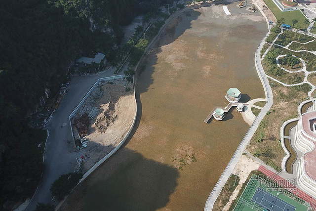 Quảng Ninh cho phép lấn hồ điều hoà xây khách sạn - Ảnh 1.