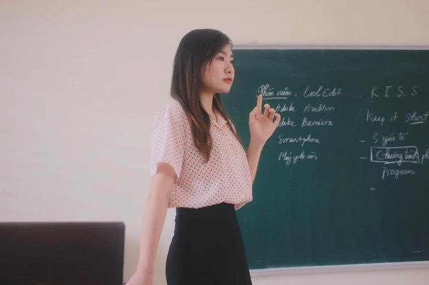 Những cô giáo sở hữu combo đã giỏi lại còn đẹp nổi tiếng trên MXH: Động lực đi học mỗi ngày là đây chứ đâu! - Ảnh 15.