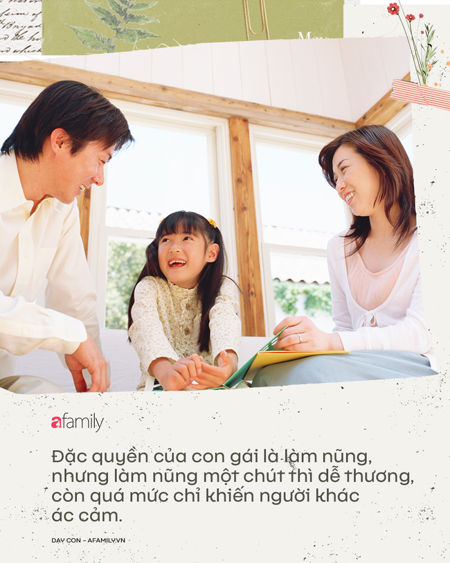 Muốn con gái một đời hạnh phúc, cha mẹ cần tránh tuyệt đối 5 sai lầm nuôi dạy sau - Ảnh 4.
