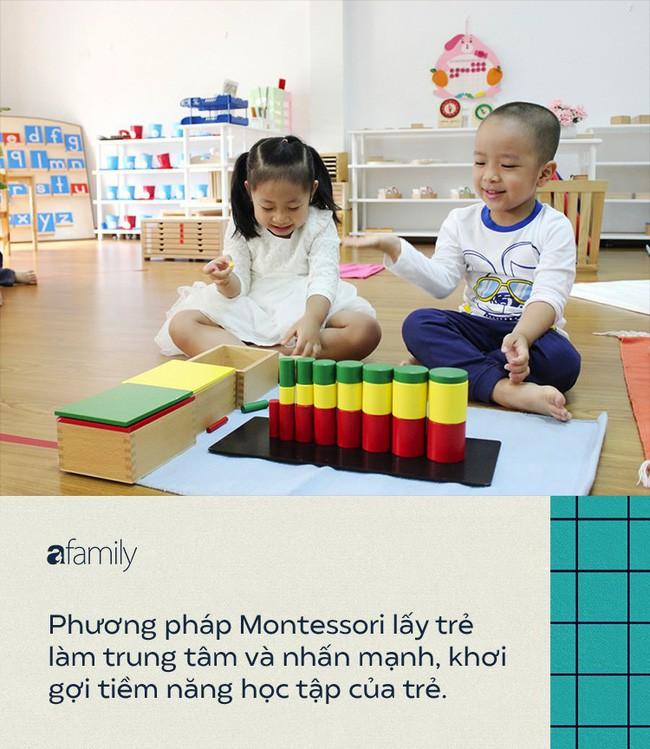 Tất tật ưu nhược điểm của phương pháp Montessori: Bố mẹ nắm rõ trước khi cho trẻ theo học - Ảnh 1.