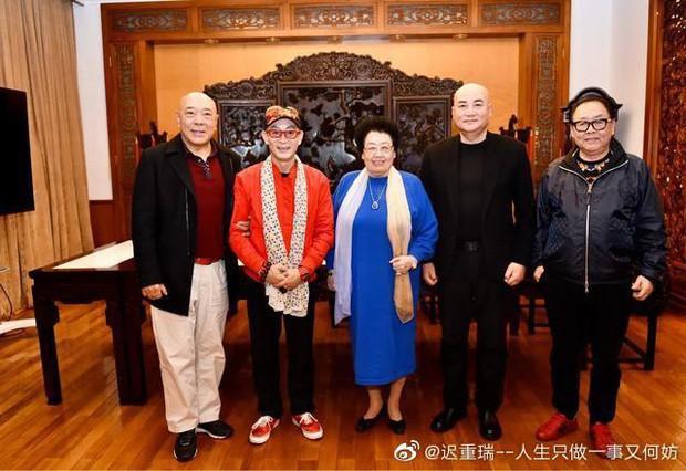 4 thầy trò Đường Tăng của Tây Du Ký 1986 hội ngộ sau 33 năm lên sóng, gợi nhắc cả bầu trời tuổi thơ - Ảnh 1.