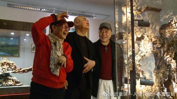 4 thầy trò Đường Tăng của Tây Du Ký 1986 hội ngộ sau 33 năm lên sóng, gợi nhắc cả bầu trời tuổi thơ - Ảnh 3.